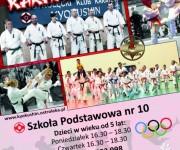 Karate - SP nr 10 w Ostrołęce