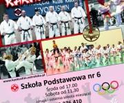 Karate - SP nr 6 w Ostrołęce