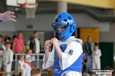 karate w Ostrołęce