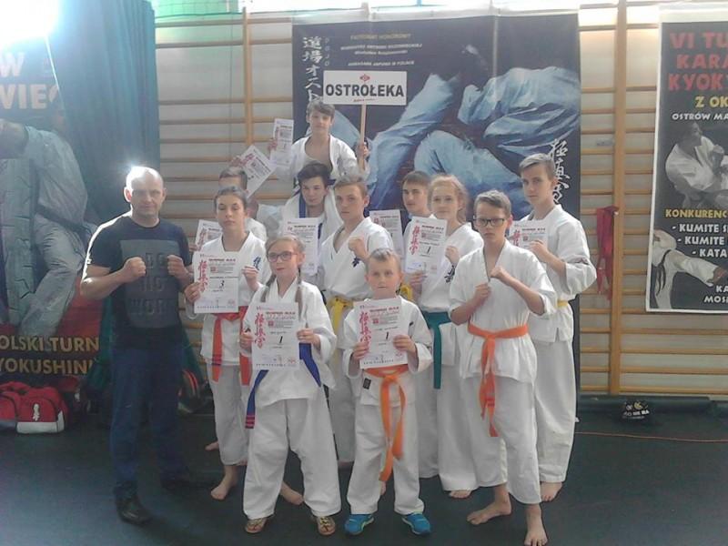 karate ostrołęka